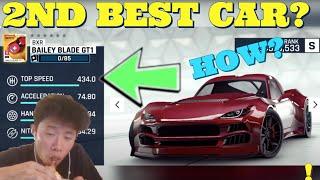 HOW IS THIS 550 HP CAR FASTER THAN A BUGATTI? - Asphalt 9 New Weird Update