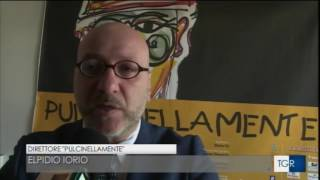 Pulcinellamente su TGR Campania 17 Maggio 2017
