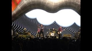 The Rolling Stones - Emotional Rescue - at the Staple Center, LA 03/05/2013