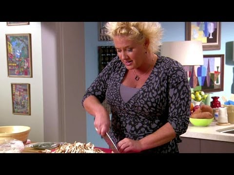 How to Make Anne's Sausage-Stuffed Turkey Breast | Food Network