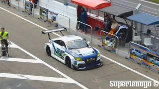 Audi TT RS 2012 - Racing Car Version Videos