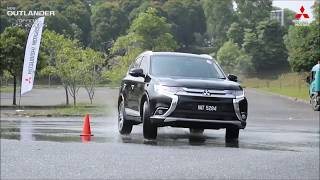 New 2018 Mitsubishi Outlander TEST DRIVE and REVIEW