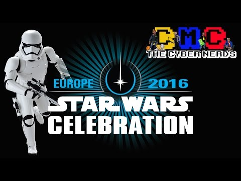 Star Wars Celebration Europe 2016 Interview with actor Michael Absalom