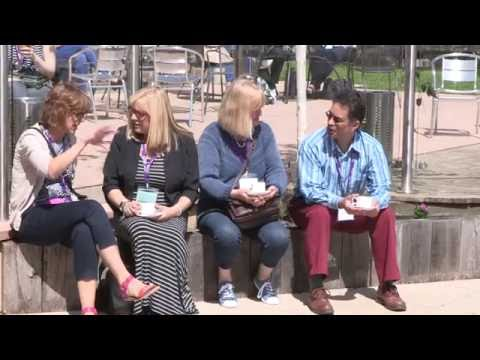 Summer School 2016 vox pops - delegates English