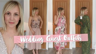 Wedding Guest Outfits | ASOS Haul & Try On