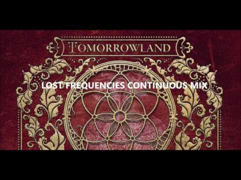 The Elixir of Life Tomorrowland 2016 - Lost Frequencies (Continuous Mix)