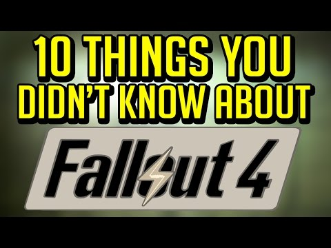 10 Things You Didn't Know About Fallout 4