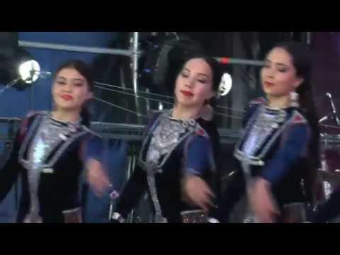 """Танцевальный коллектив """"Guzal-Dance"""", Роберт Юлдашев и группа """"Курайсы"""""""