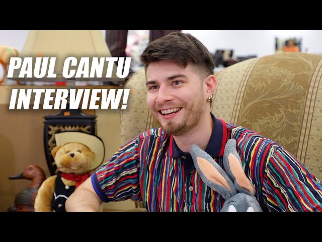 Full Interview with Paul Cantu   Thrift God has the answers!