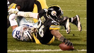 When can Jets expect Le'Veon Bell back to form?