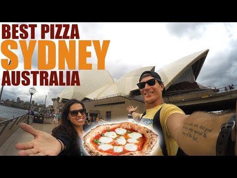 BEST PIZZA IN SYDNEY AUSTRALIA