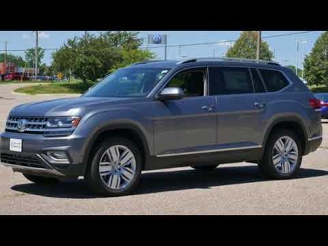 New 2018 Volkswagen Atlas Saint Paul MN Minneapolis, MN #86812 - SOLD