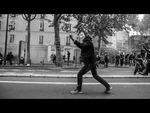 PARIS AT WAR - Manifestation 14.06.2016 - France