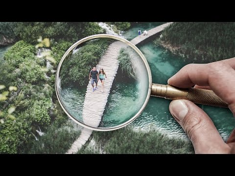 Learn How To Make A Magnifying Glass Effect In Photoshop CC 2017 thumbnail