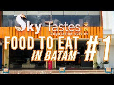 Sky Tastes Vegetarian Cuisine - Food To Eat in Batam #1 ~ Food Review by Monmonmond