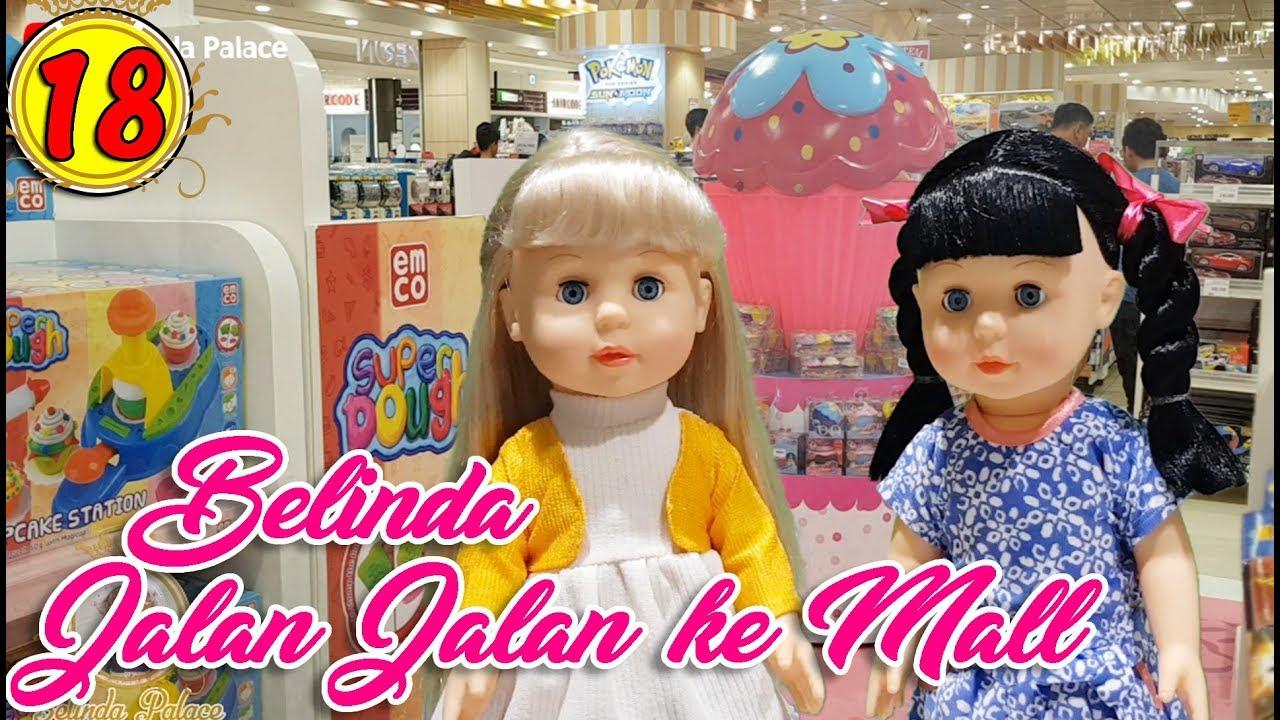18 Belinda Jalan Jalan Ke Mall - Boneka Walking Doll Cantik Lucu -7L ... 3dc0e84905