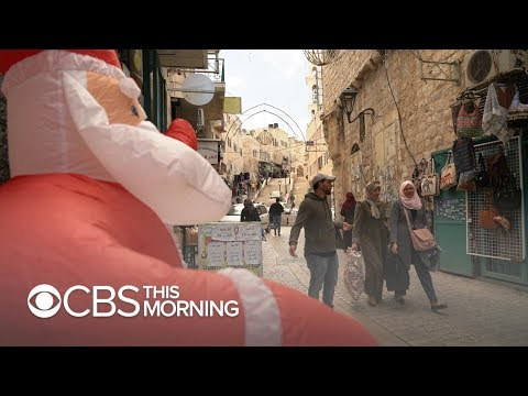 Historic Bethlehem Now A Modern Mix Of Cultures And Traditions