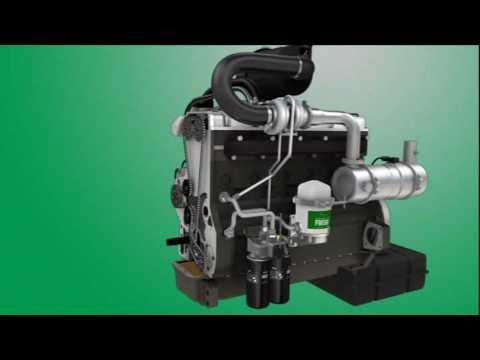 Filtration Motor
