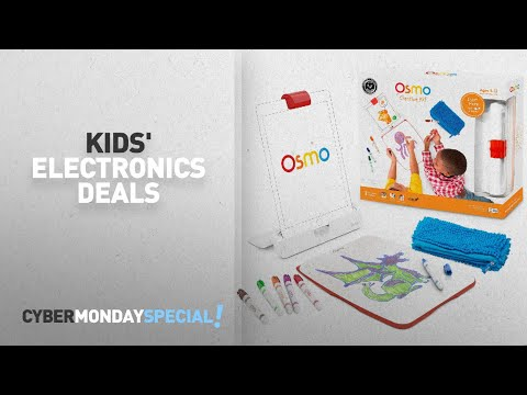 Cyber Monday Week | Kids' Electronics Deals: Osmo Creative Kit with Monster Game (iPad base