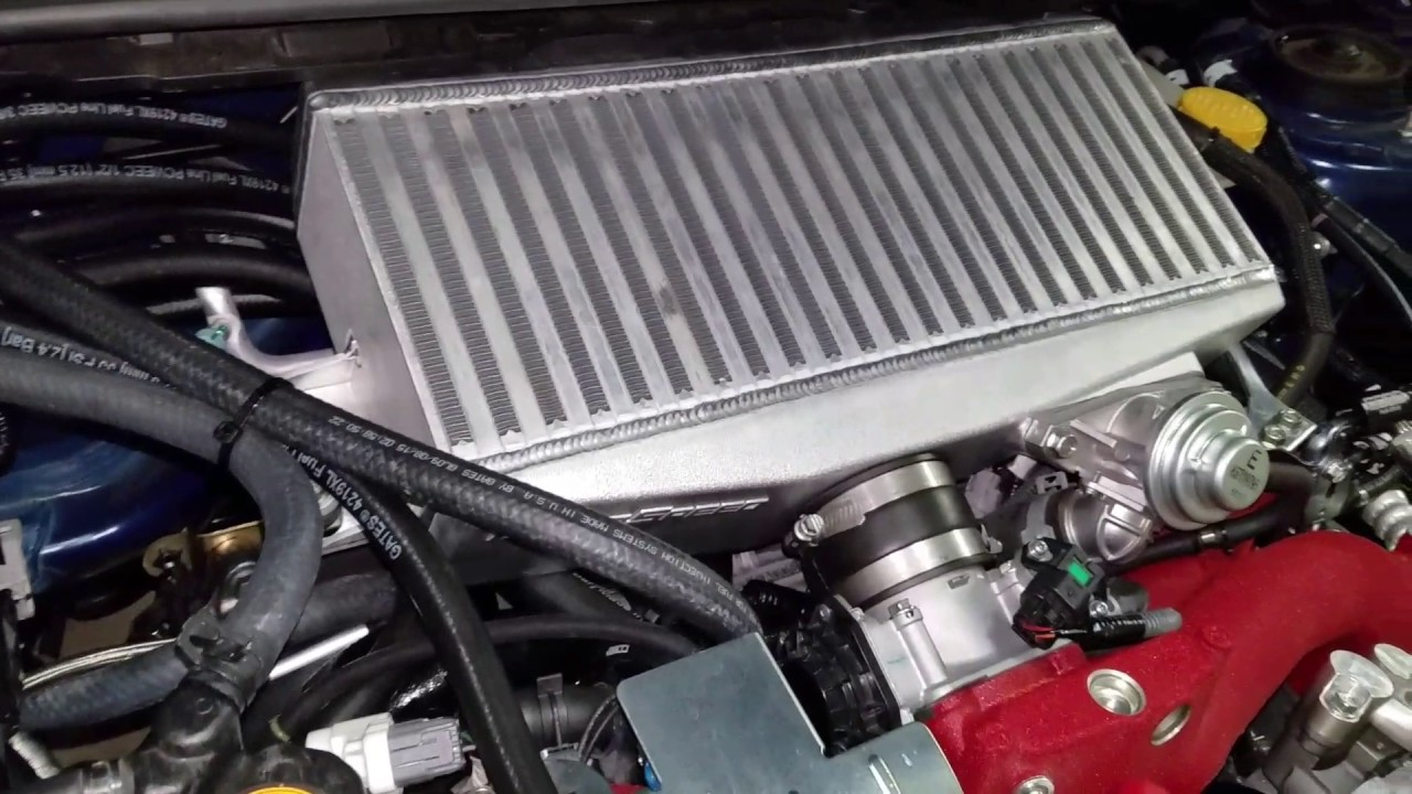 2017 STI Stage 3+ 2 5XTR Turbo Dyno Tune