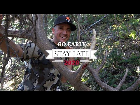 Archery Elk hunt, GO EARLY/STAY LATE #2