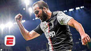 Gonzalo Higuain showed he's a big-game player in Juventus' win vs. Inter - Craig Burley | ESPN FC