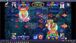 Hướng dẫn chơi bắn cá JackPot trên PC với BlueStacs