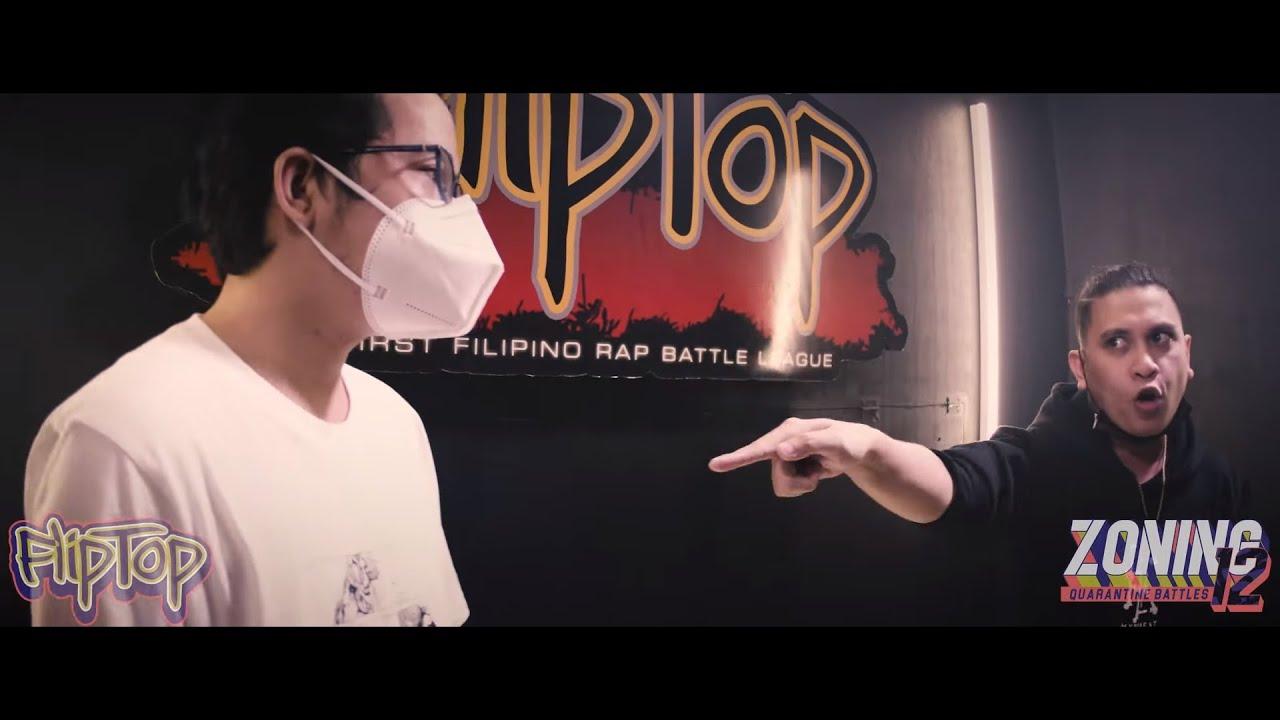 FlipTop - M-Zhayt vs GL @ Isabuhay 2020
