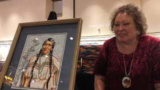 Jackie Larson Bread  | Best of Show Winner - Santa Fe Indian Market 2019