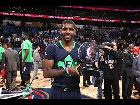 Kyrie Irving Takes Control to Earn the All-Star MVP