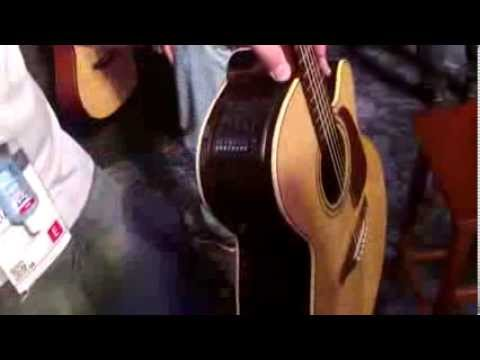 Kraft Music - Takamine Pro Series & Legacy Guitar NAMM 2014