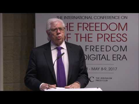 Freedom of the Press Conference 2017 - Carl Berenstein