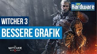 Witcher 3 Tuning | Grafik-Mod | Geforce RTX 2080 Ti Lightning