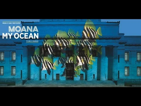 Venture into the unknown with Auckland Museum's Moana My Ocean exhibition