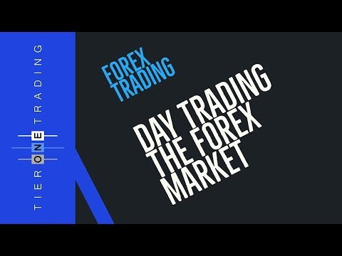 Day Trading the Forex Market