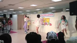 新生Prizmmy 札幌で BRAND NEW WORLD ブランド ニュー ワールド 披露