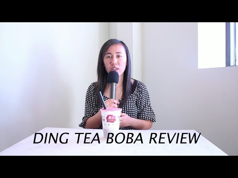 Ding Tea shakes the competition off with the best boba in