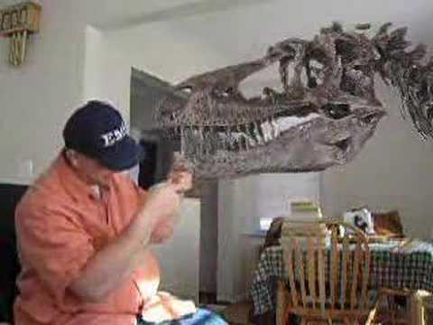 Gorgosaur Dinosaur