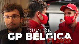 GP Bélgica 2020 | Ferrari: reír por no llorar - El vlog de Efeuno