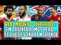 SORTEO DE CHAMPIONS: MADRID - LIVERPOOL EN CUARTOS Y CITY, PSG Y BAYERN EVITADOS HASTA LA FINAL
