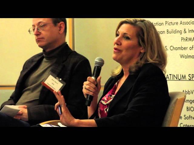 WITA TPP Series: Consumers Panel - Sarah Thorn of Walmart 12/9/15