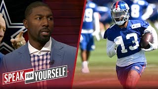Greg Jennings on Bill Belichick and Odell Beckham Jr's role as a leader | NFL | SPEAK FOR YOURSELF