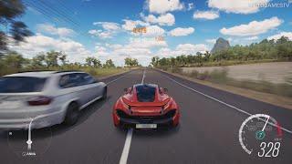 Forza Horizon 3 [PC] - McLaren P1 Gameplay [4k 60FPS]