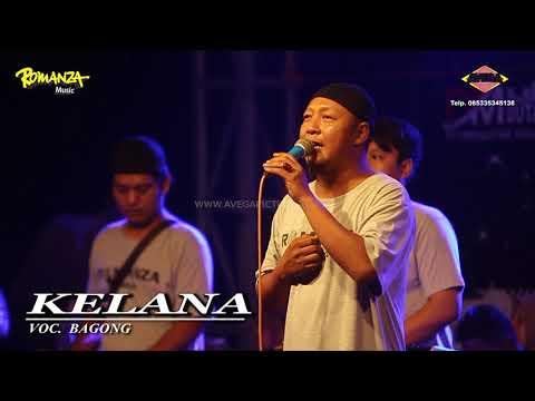 KELANA - Mr. BAGONG - ROMANZA MUSIC LIVE DASUN 2019
