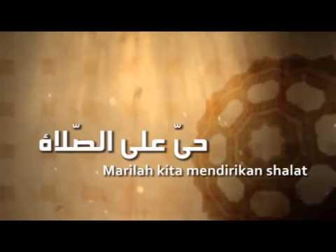 Adzan Hijaz Merdu dan Mudah Untuk ditiru