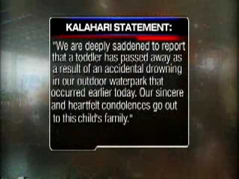 3 Year Old Boy Drowns at Kalahari in Sandusky WJW