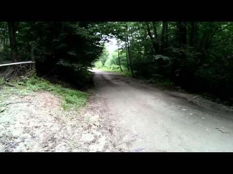 Vali Porcisteanu - Testing 4 #sibiurally 2013 @ Budeasa & Sinaia