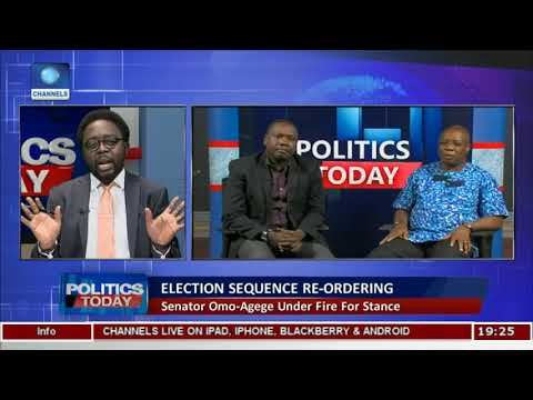 Senator Omo-Agege Under Fire For Stance Pt.2 |Politics Today|