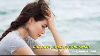 Musik TATA JANEETA-KORBANMU (LAGU GALAU) mp3