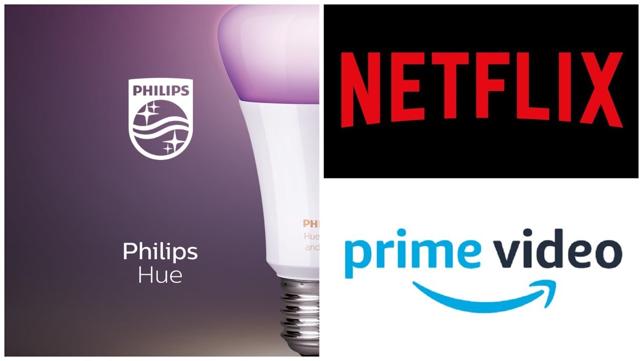 HOW TO SYNC PHILIPS HUE ENTERTAINMENT WITH NETFLIX AND AMAZON PRIME